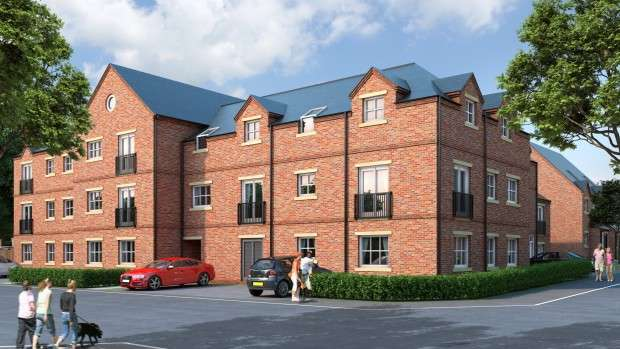 1 Bedroom Apartment Flat for sale in St Andrews Grange Armley , Leeds, LS12