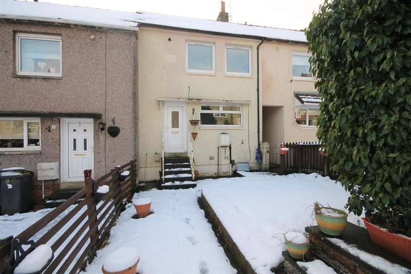 2 Bedrooms Terraced House for sale in Dunrobin Place, Coatbridge