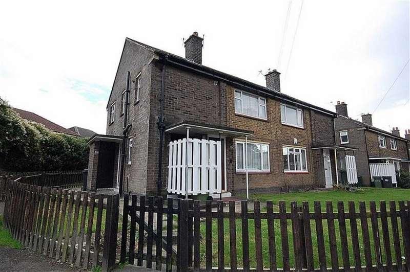 1 Bedroom Flat for sale in Sunbury Grove, Dalton, Huddersfield, HD5
