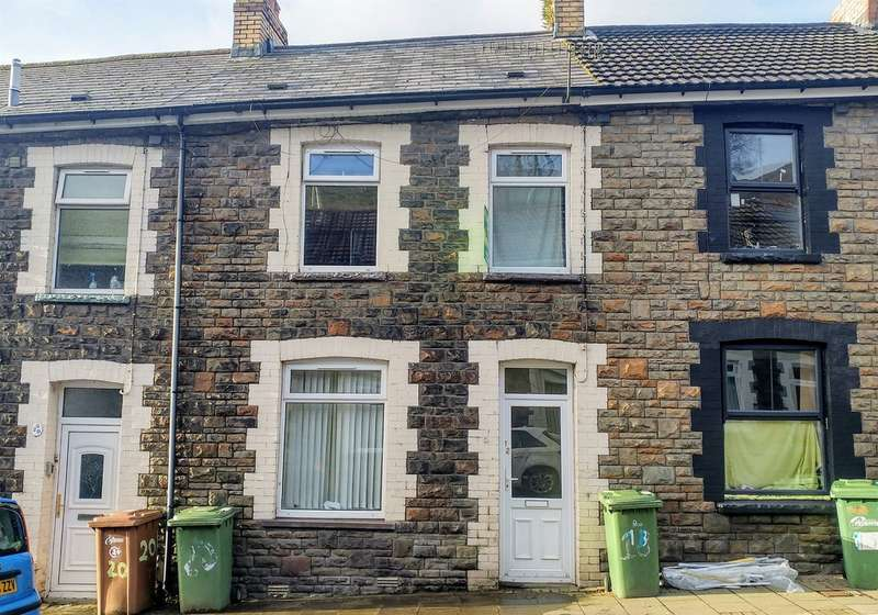 3 Bedrooms Terraced House for sale in Caerphilly Road, Senghenydd, Caerphilly