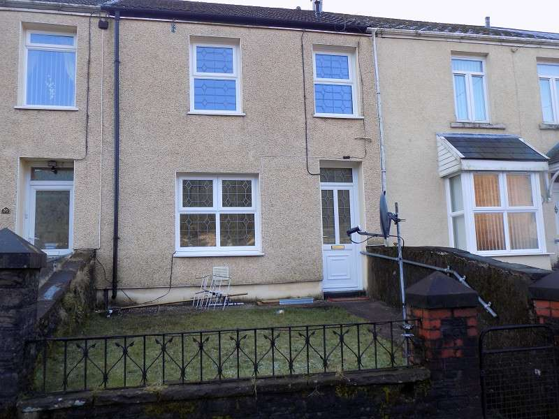 3 Bedrooms Terraced House for sale in Commercial Street, Abergwynfi, Port Talbot, Neath Port Talbot. SA13 3YH
