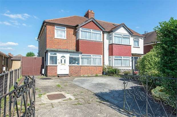 3 Bedrooms Semi Detached House for sale in The Grove, WALTON-ON-THAMES, Surrey