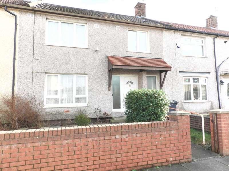 3 Bedrooms Terraced House for sale in Birkin Road, Southdene