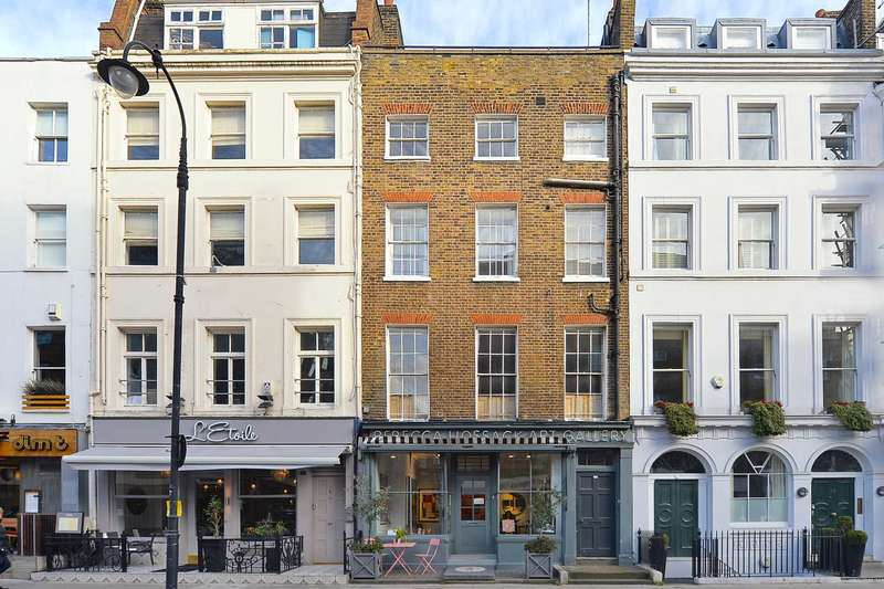 4 Bedrooms Town House for sale in Charlotte Street, Fitzrovia