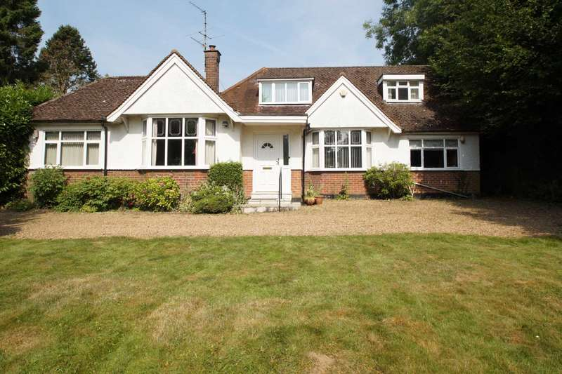 4 Bedrooms Detached Bungalow for sale in Long Lane, Bovingdon