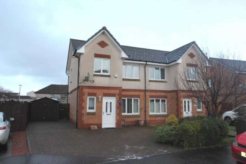 3 Bedrooms Semi Detached House for rent in Ness Avenue, Johnstone