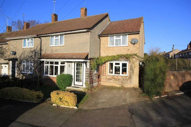 3 Bedrooms House for sale in SPACIOUS 3 DOUBLE BEDROOM in Rowcroft, HP1