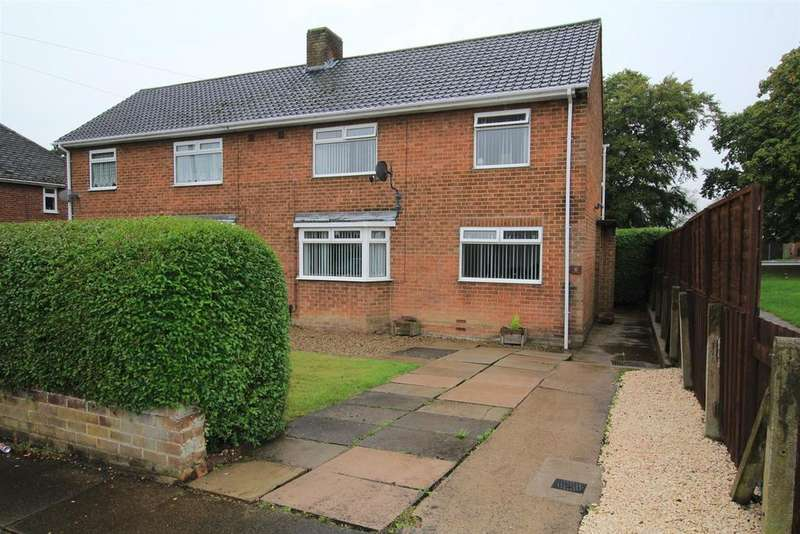 3 Bedrooms Semi Detached House for sale in Rockwell Avenue, Darlington