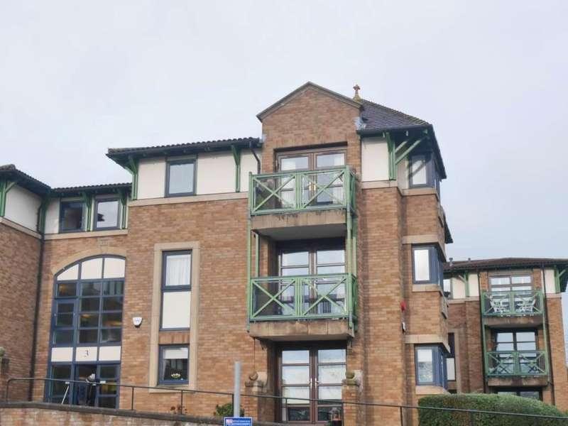 2 Bedrooms Flat for rent in North Werber Park, Edinburgh,