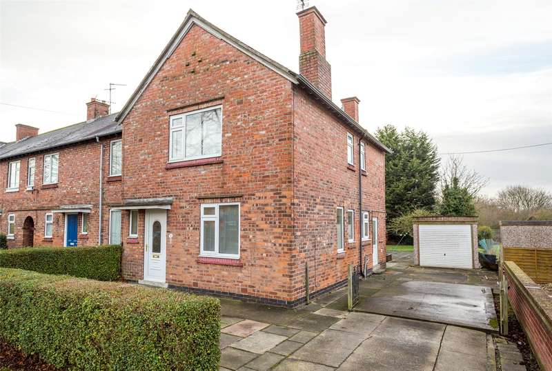 4 Bedrooms End Of Terrace House for rent in Fifth Avenue, York, YO31