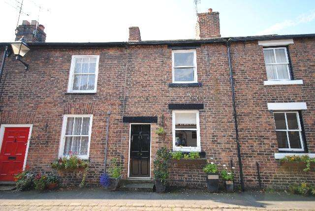 2 Bedrooms Cottage House for sale in Church Street, Croston,