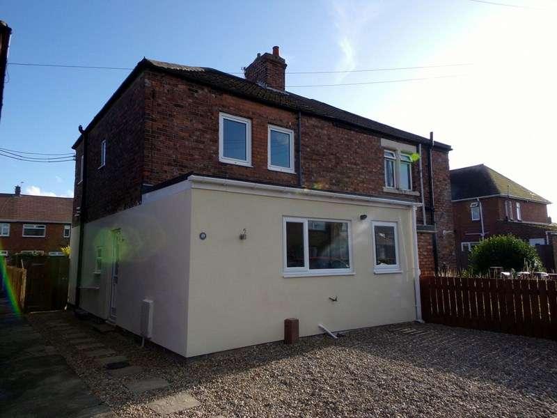 3 Bedrooms Property for sale in Hartford Crescent, Bedlington, Northumberland, NE22 6JB