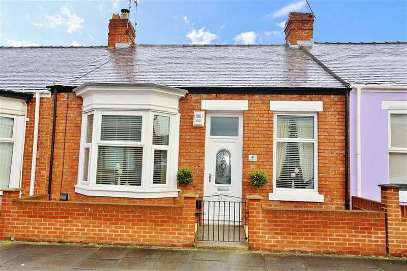 2 Bedrooms Cottage House for sale in Barnard Street, High Barnes, Sunderland, SR4