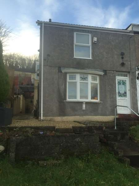 2 Bedrooms End Of Terrace House for sale in Uplands Terrace, Swansea, Swansea, SA6