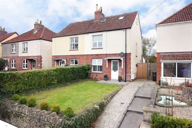 3 Bedrooms Semi Detached House for sale in The Butts, Frome