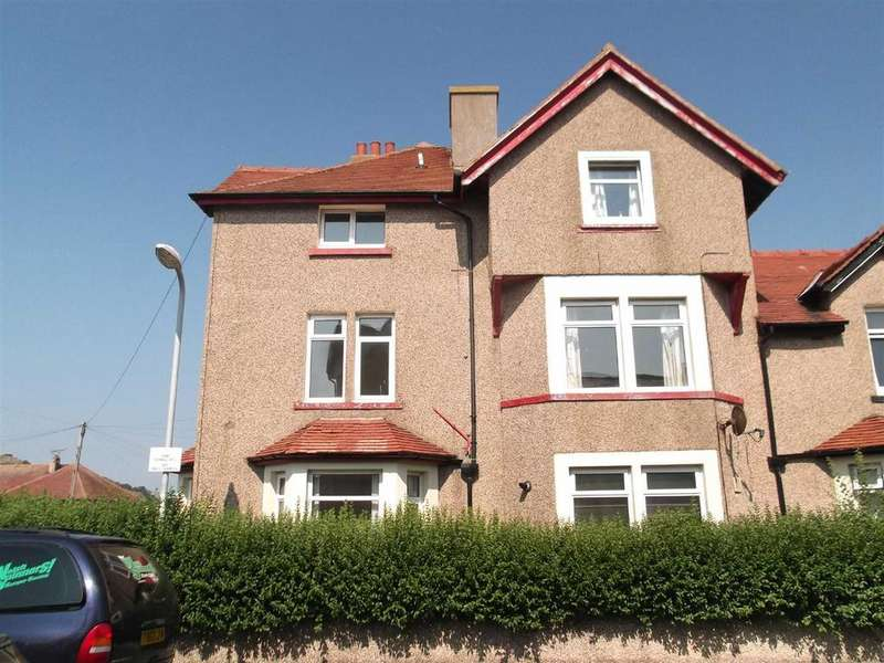 4 Bedrooms Terraced House for sale in Herkomer Road, Llandudno