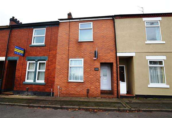 3 Bedrooms Terraced House for sale in Oxford Street, Penkhull, Stoke-On-Trent