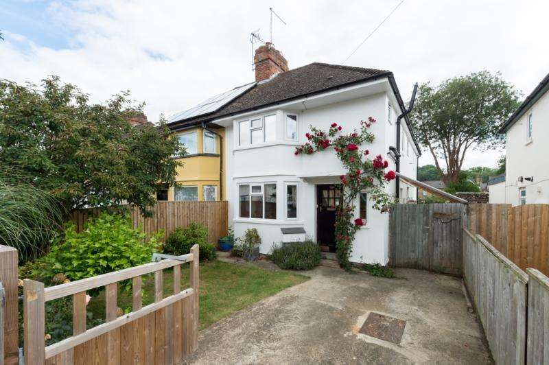 3 Bedrooms Semi Detached House for sale in Rosamund Road, Wolvercote, Oxford