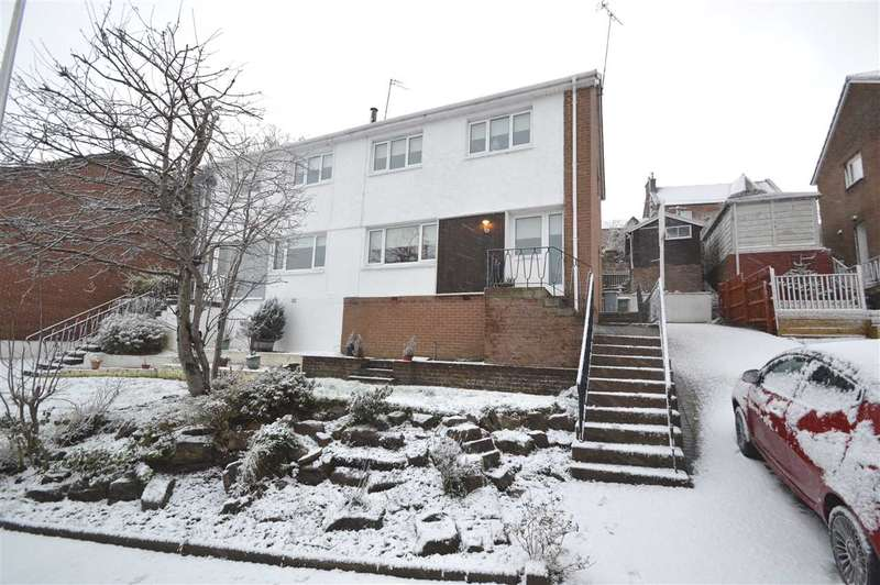 3 Bedrooms Semi Detached House for sale in Blairston Avenue, Bothwell