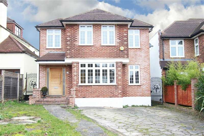 3 Bedrooms Detached House for sale in Greenway, Totteridge, London
