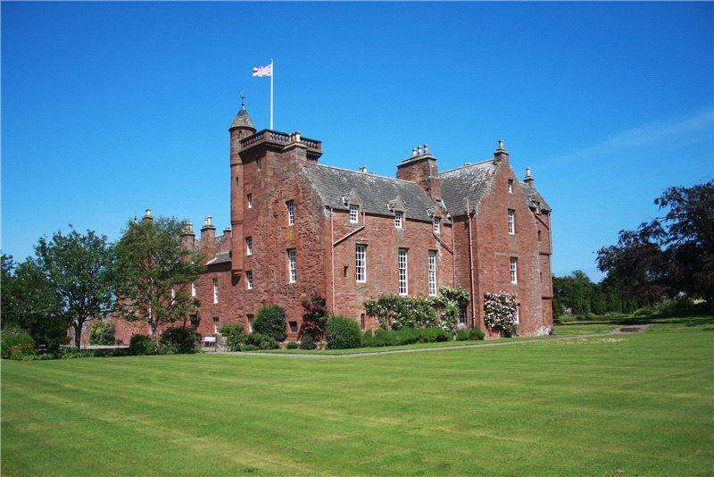10 Bedrooms Unique Property for sale in Ethie Castle, Inverkeilor, By Arbroath, Angus, DD11