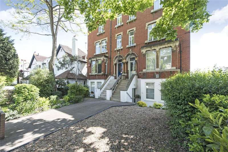 2 Bedrooms Maisonette Flat for sale in Nightingale Lane, Clapham, London, SW12
