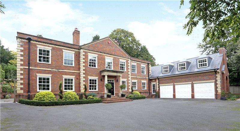 7 Bedrooms Detached House for sale in Top Park, Gerrards Cross, Buckinghamshire, SL9
