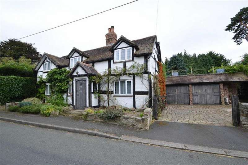 4 Bedrooms Detached House for sale in Wroxeter, Shrewsbury