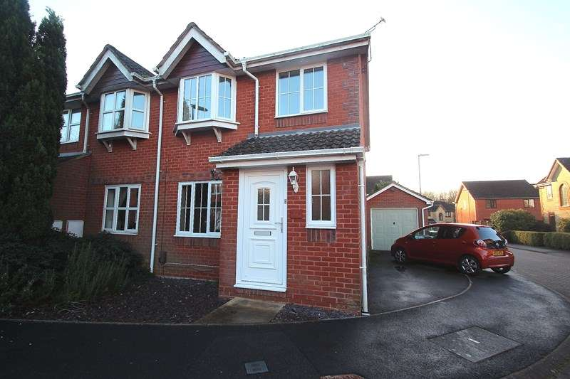 3 Bedrooms Semi Detached House for sale in Chesterton Place, Fareham