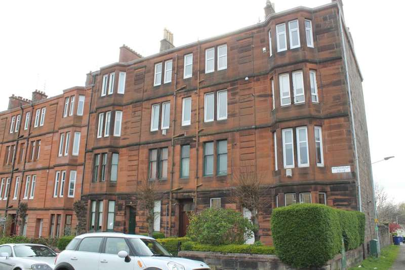 1 Bedroom Flat for rent in Whitehaugh Drive, Paisley, PA1 3PG
