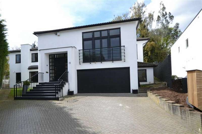 5 Bedrooms Detached House for sale in The Pastures, Totteridge, London