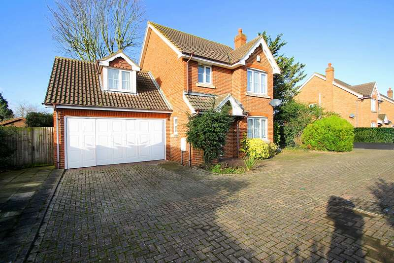 4 Bedrooms Detached House for sale in Meadhurst Park, Cadbury Road, Sunbury-On-Thames, TW16