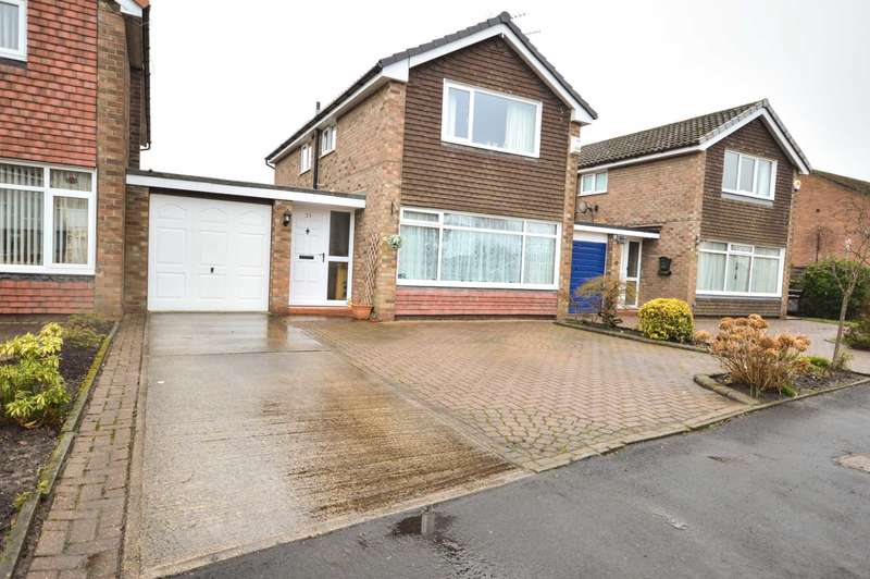 3 Bedrooms Detached House for sale in MALMESBURY ROAD, Cheadle Hulme