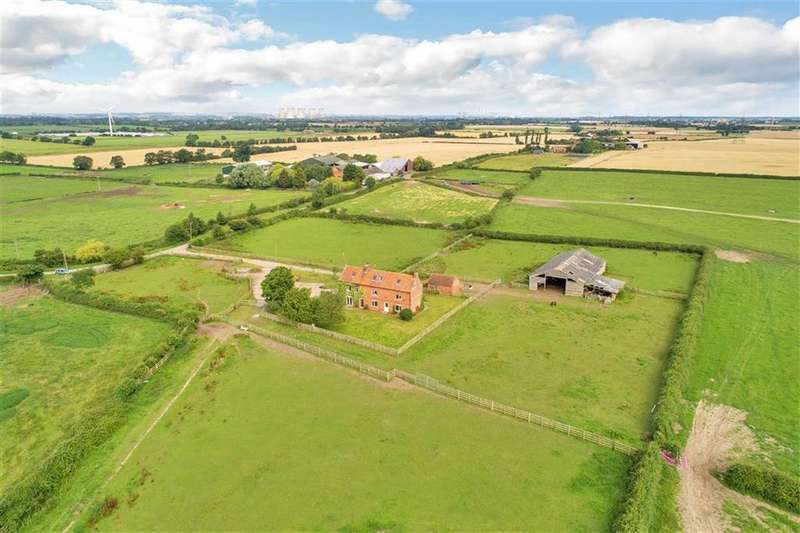 8 Bedrooms Equestrian Facility Character Property for sale in Hardwick, Lincoln, Lincolnshire