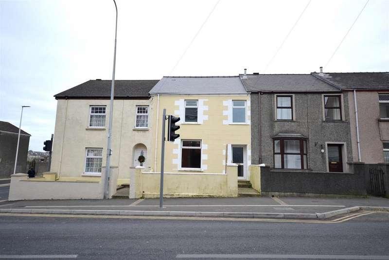 3 Bedrooms Terraced House for sale in Water Street, Pembroke Dock