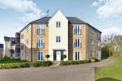 2 Bedrooms Flat for sale in Fonda Meadows, Oxley Park, Milton Keynes