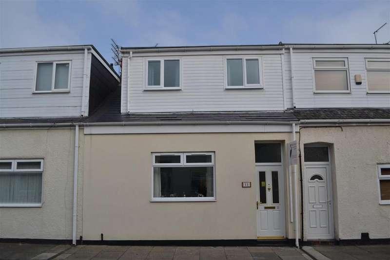 2 Bedrooms Cottage House for sale in Stanley Street, Sunderland
