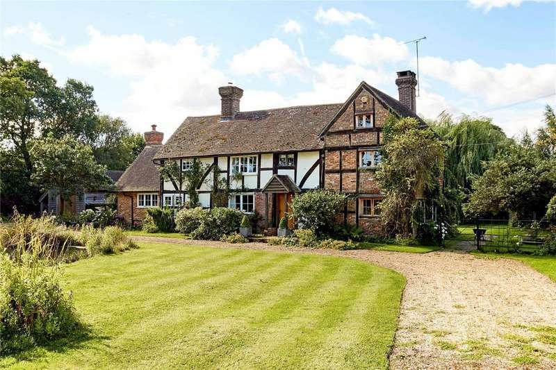 4 Bedrooms Detached House for sale in Monteswood Lane, Horsted Keynes, West Sussex, RH17