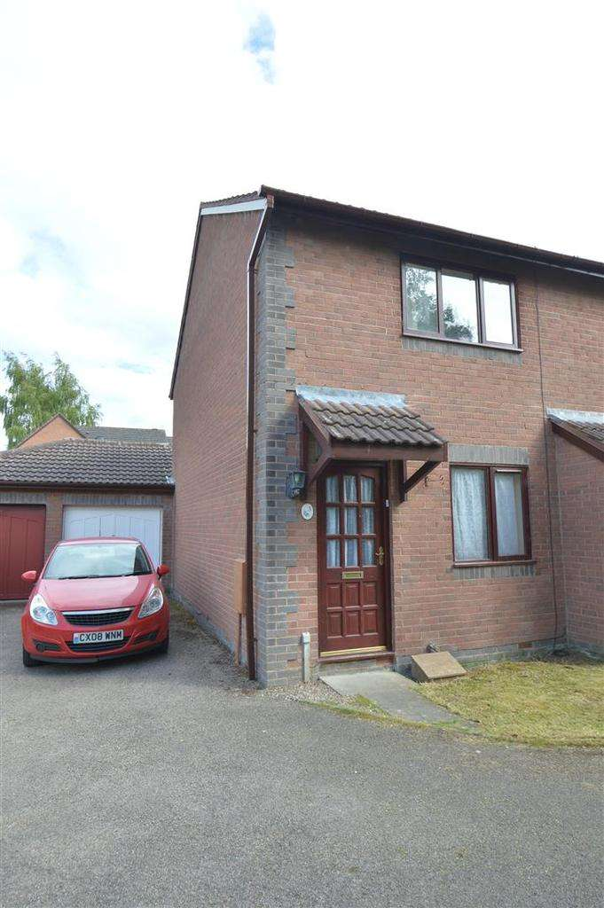 2 Bedrooms Terraced House for sale in 3 Frinton Close, Shrewsbury SY3 5NB