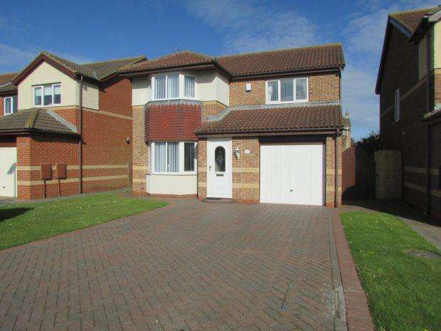 4 Bedrooms Detached House for sale in THE LINKS, SEATON CAREW, HARTLEPOOL