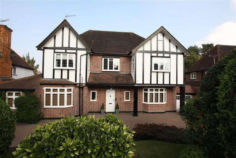 6 Bedrooms Detached House for sale in Pine Grove, Totteridge, London