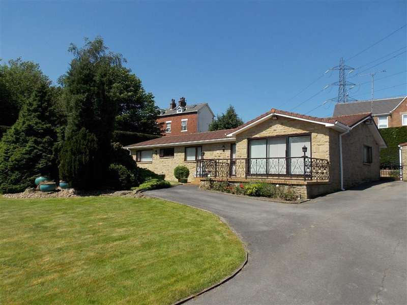 3 Bedrooms Detached Bungalow for sale in Aberford Road, Stanley, Wakefield, WF3