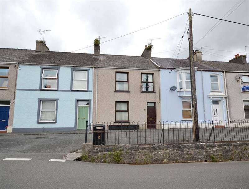 3 Bedrooms Terraced House for sale in Norgans Terrace, Pembroke