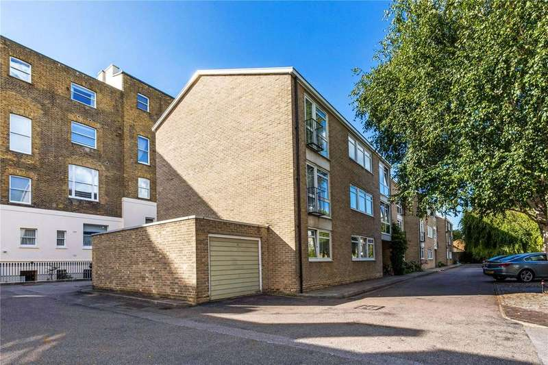 2 Bedrooms Flat for sale in Chester Close South, Regent's Park, London, NW1