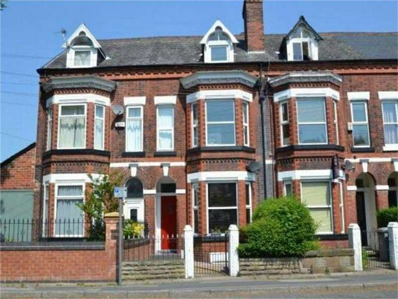 4 Bedrooms Terraced House for rent in Marsland Road, Sale, Cheshire