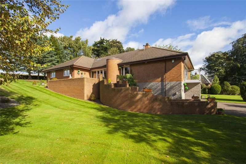 4 Bedrooms Detached House for sale in Bens Acre, Airlie, By Kirriemuir, Angus, DD8
