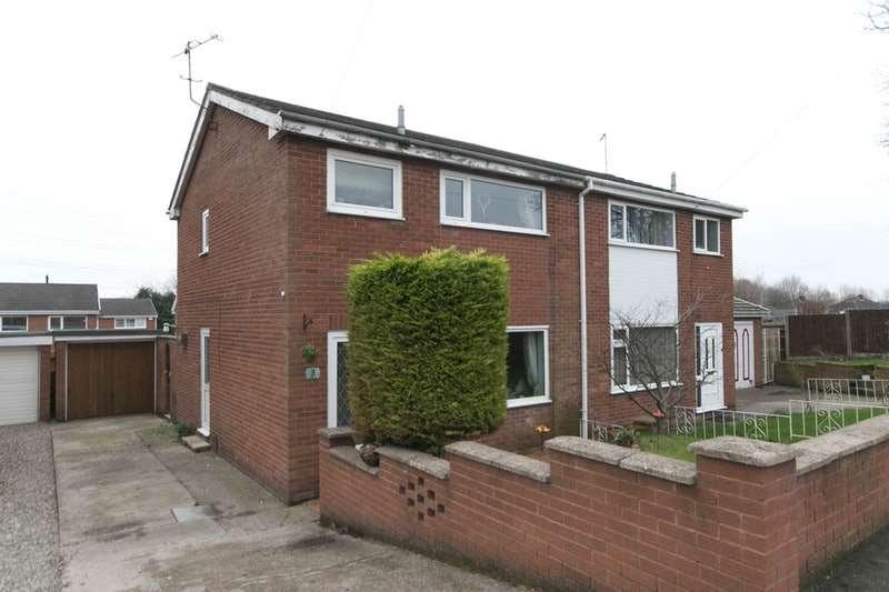3 Bedrooms Semi Detached House for sale in Penllwyn, Wrexham, Wrexham, LL14