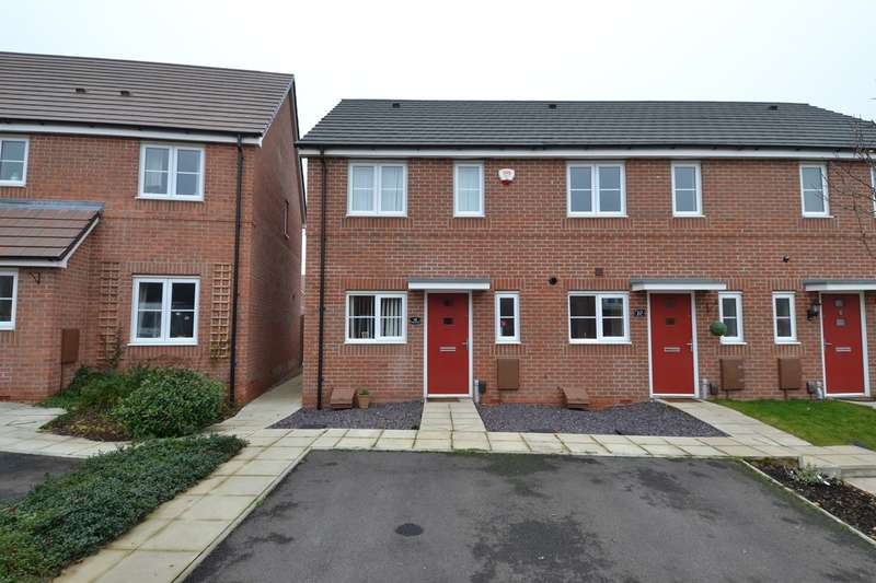 2 Bedrooms End Of Terrace House for sale in Healey Avenue, Birmingham, B45
