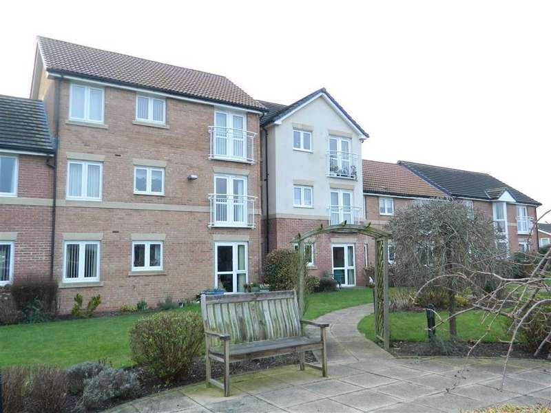 1 Bedroom Apartment Flat for sale in Rowan Court, Thirsk
