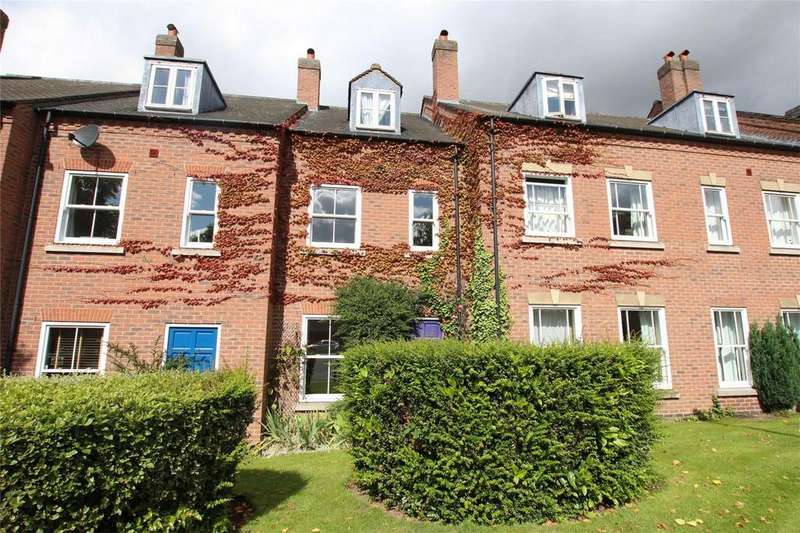 3 Bedrooms Town House for sale in Cleveland Mews, Beacon Street, Lichfield, Staffordshire